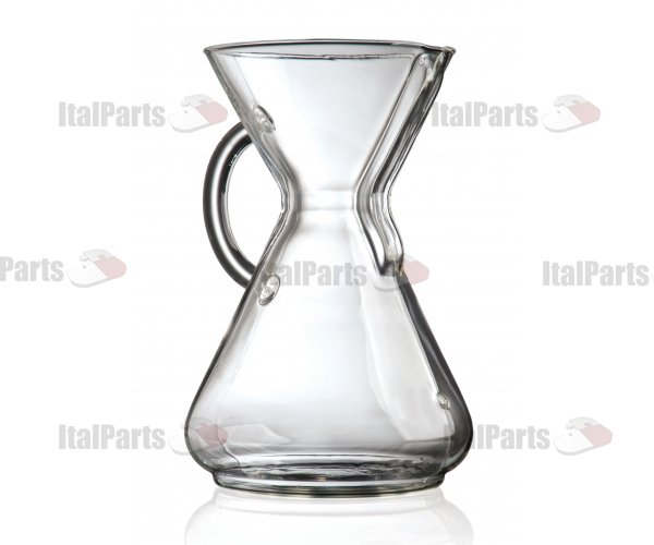 CHEMEX TEN CUP GLASS HANDLE
