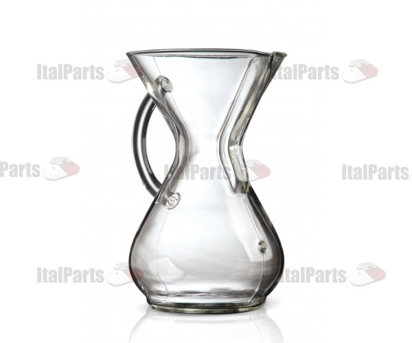 CHEMEX SIX CUP GLASS HANDLE